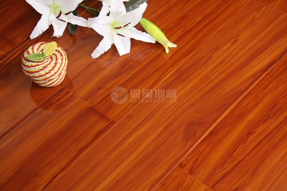 中国一线地板品牌