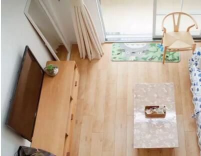 木地板品牌盈象地板图片